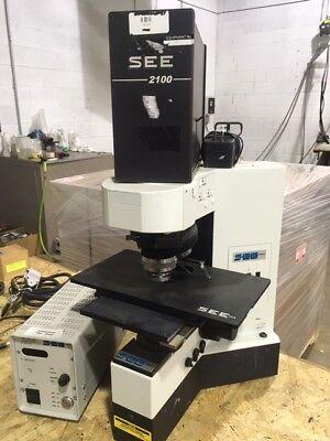 Olympus Bx60 Fluorescence Microscope Bx60f5 S.e.e. Inc. 2100