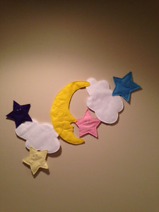 Baby Room Wall Hangings