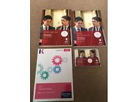 CIMA F3 - Financial Strategy - Revision & Study text books for 2015 syllabus