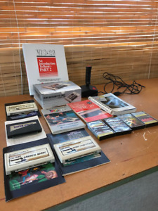 Commodore Vic-20 Accessories and Games