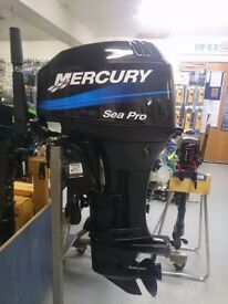 Mercury Seapro 40hp 2 Stroke Outboard