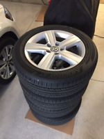 Ready for Spring- NEW Volkswagon Tires and Rims Pkg Deal