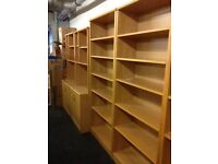 Home / Office Furniture - Light Oak
