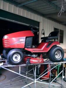 GREENFIELD / JOHN DEERE  RIDE ON LAWN MOWER REPAIRS / SERVICING Scarness Fraser Coast Preview
