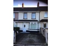 3 Bedroom Furnished Terrace house to Rent in warren park , Lisburn , Available next week