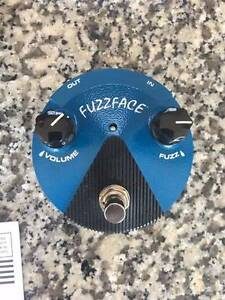 BRAND NEW Dunlop FFM1 Silicon Fuzz Face Mini Distortion Pedal East Maitland Maitland Area Preview