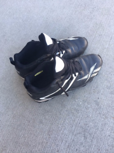 Football Cleats, Size 14, Like New, $50
