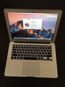 """Hardly used MacBook Air 13"""" 2015, Core i5 + MS Office"""