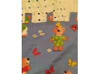curtains baby/child bedroom