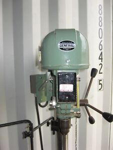 Perceuse à colonne General 15'' - 15'' General Drill Press Gatineau Ottawa / Gatineau Area image 2