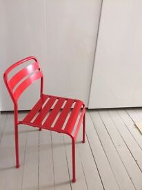 Red Chair (metal)