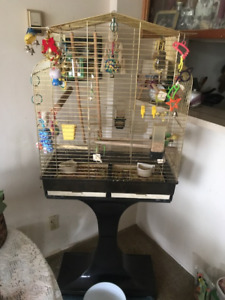 for sale huge bird cage . price negotiable. make a offer