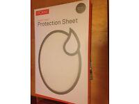 Stokke Sleepi mattress Protection Sheet Oval