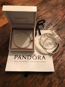 Pandora Bracelets - Brand New in Box