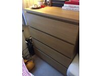 IKEA Chest Of Drawers - Good Condition