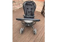 Mamas and Papas mylo Buggy in good condition with free maxi cosi baby car sit adapter
