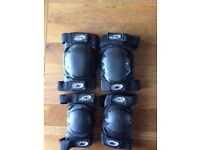 Osprey Adult knee and elbow protective pads