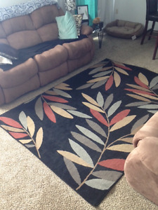"""2 Area rugs 63""""X90"""""""