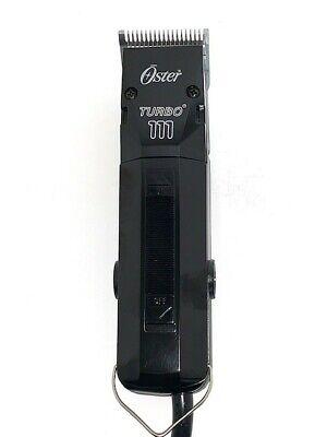 ماكينة قص الشعر Oster Turbo 111 بشفرة # 1 وشفرة واحدة # 1 مجانية شحن مجاني