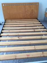 Double Bed and matress Putney Ryde Area Preview