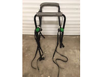 Bike Rack with Hanging Brackets