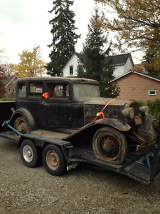 32 rat rod/restoration