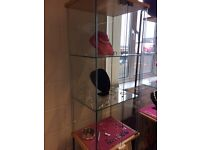 FOR SALE: 4 Display Cabinets