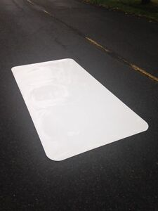 HOCKEY SHOOTING PADS - OVER SIZED - 4 FOOT X 8 FOOT $39.95 !!!