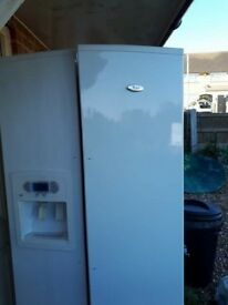 Kenwood american style fridge freezer