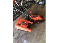 lawn mower - excellent condition, less than 6 months old