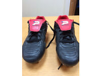 Patrick Power X Rugby Boots (UK Size 6.5)
