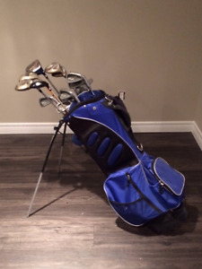 Clubs and bag - Great starter set