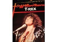 """Original T Rex vinyl """"Off the Record"""""""