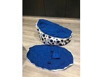 Baby Bean Bag with toddler cover