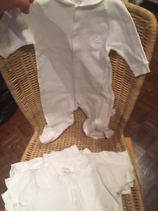 all ages-used baby clothes, very good condition, washed