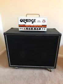 Orange Dual Terror Valve Head & 4 x 12 Speaker Cab