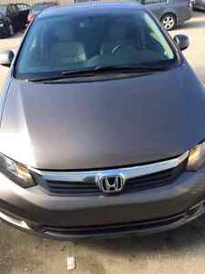 2012 Honda Civic EX-L with NAV, Private Sale, Brand New Safety