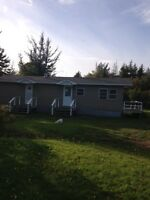 Cottage Walking distance to beach. Near Shediac and Bouctouche.