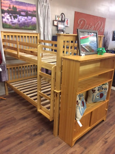 Bunk Beds-Twin