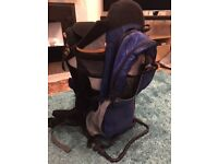 B Square Kids Baby Back Carrier