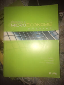 Introduction à la microéconomie moderne 4e édition