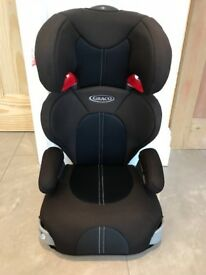 GRACO LOGIC L HIGH BACK BOOSTER CAR SEAT Excellent condition