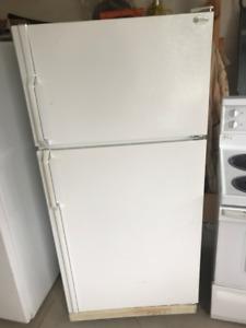 Lightly Used Fridge w/ freezer, and Fridge For Sale