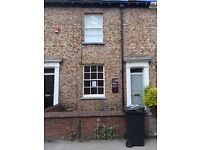 2-3 bed house for rent The Groves York-5mins walk into town centre and St Johns uni