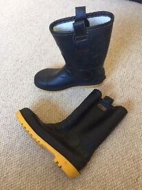 Rigger Boots Size 11. Worn once.