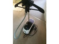 clothes steamer in very good condition - used once -only £40