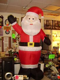Inflatable Father Christmas