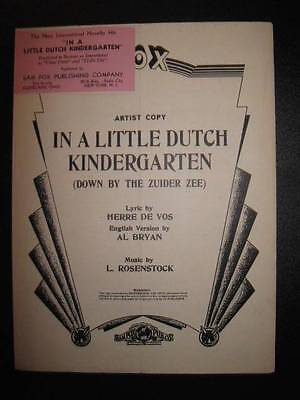 1930s - Little Dutch