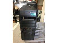 PC Desktop Case - COOLERMASTER CHEAP MID RANGE CASE ONLY £10
