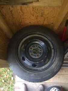 Mazda Rims and Winter Tires 206/55/16